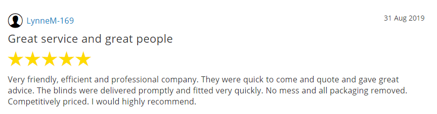 blinds review