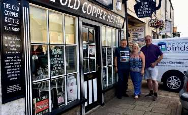 The Old Copper Kettle Crowland