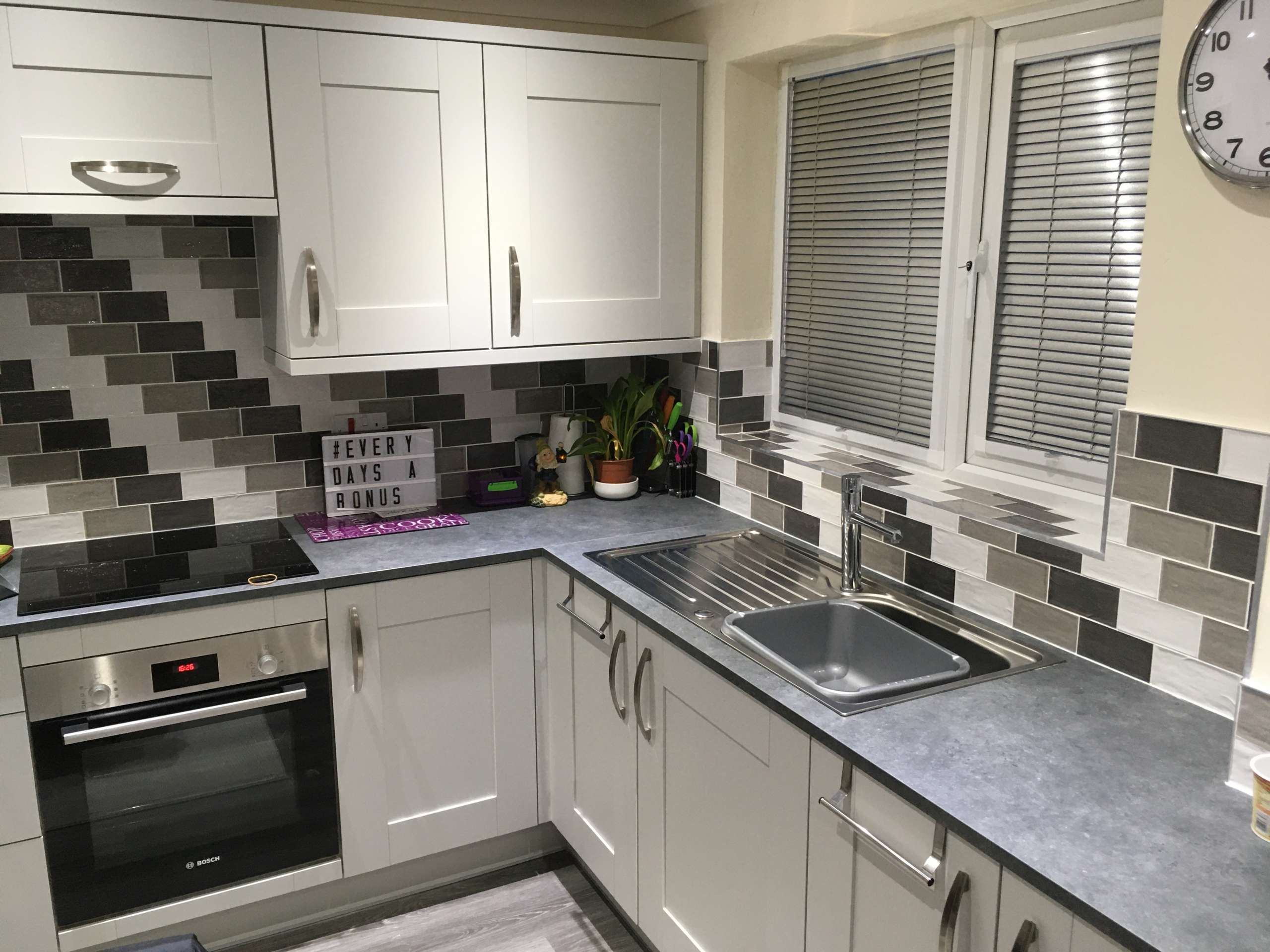 metal fitted blinds