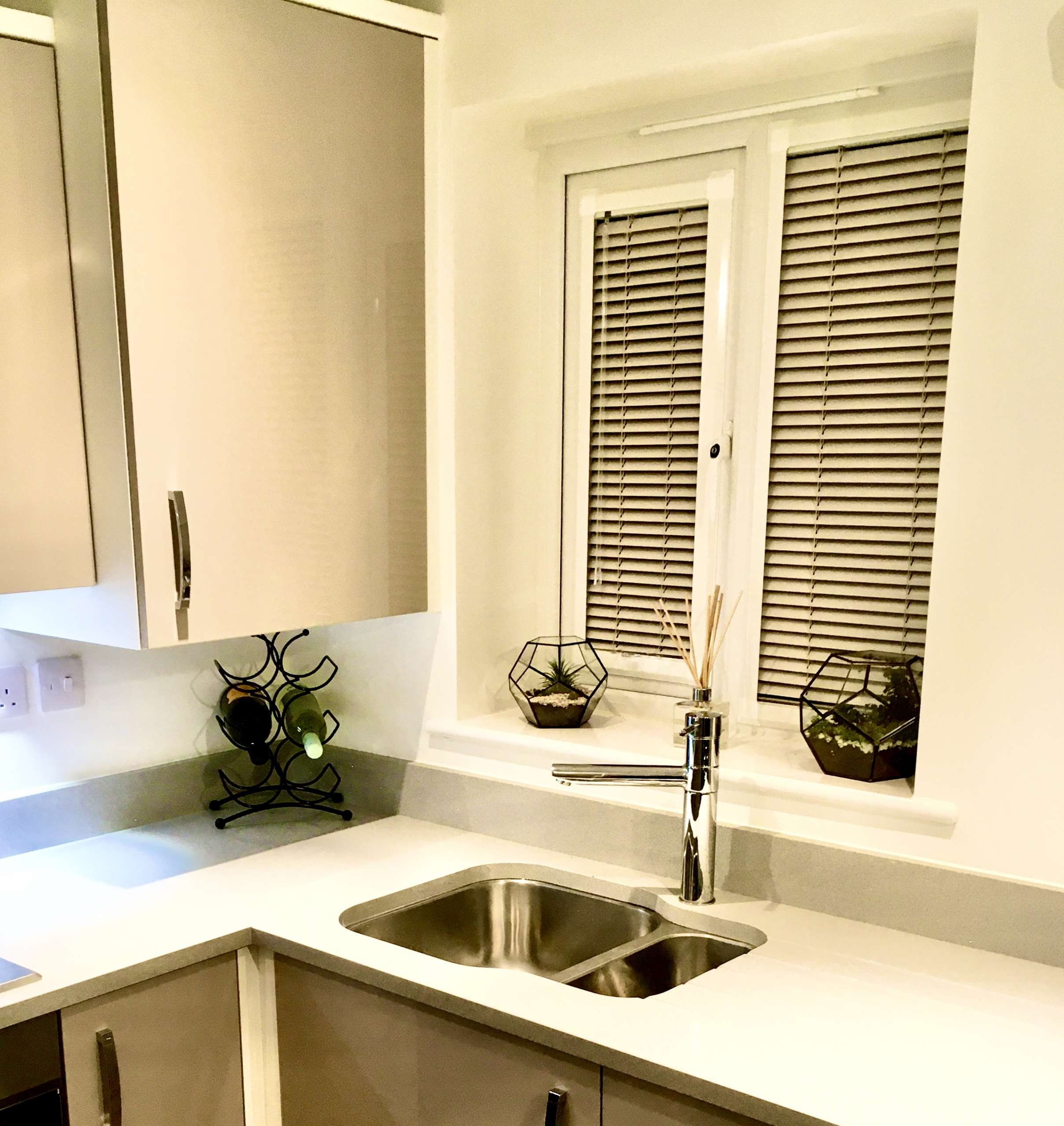 perfect fit kitchen blinds