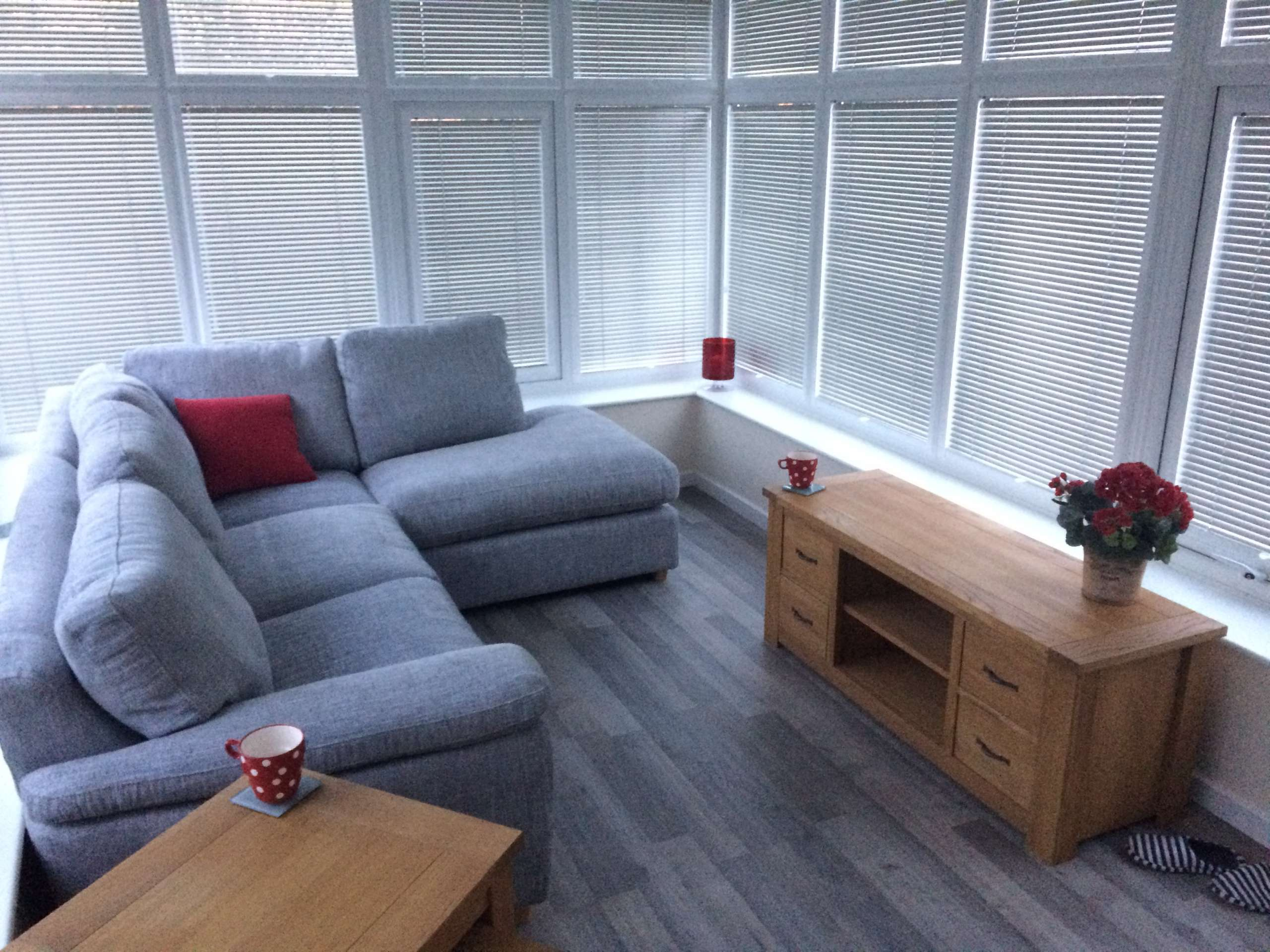fitted conservatory blinds