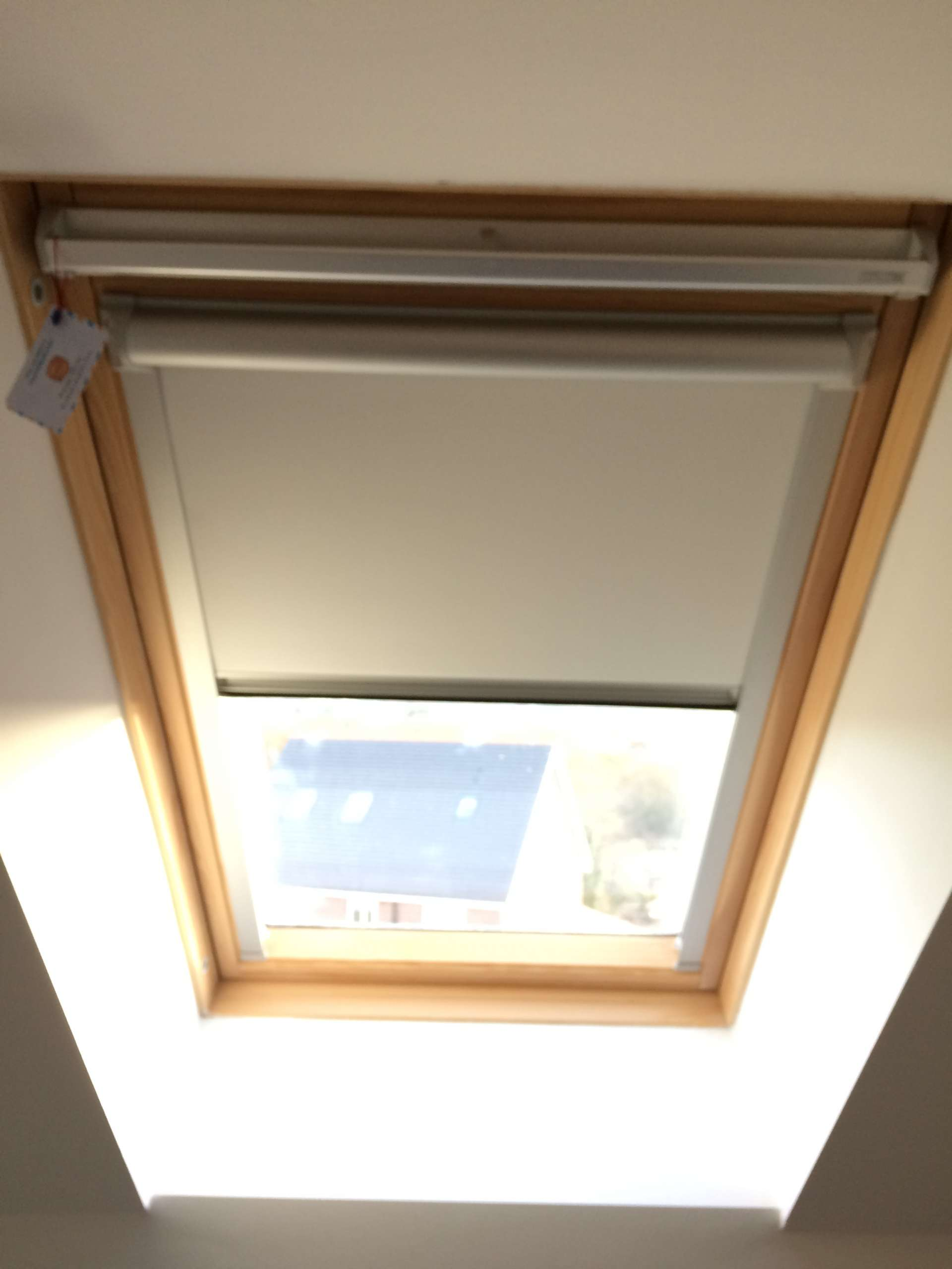 velux fitted blinds